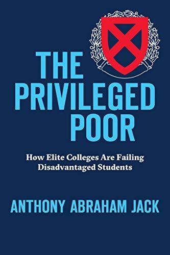 Priveleged poor